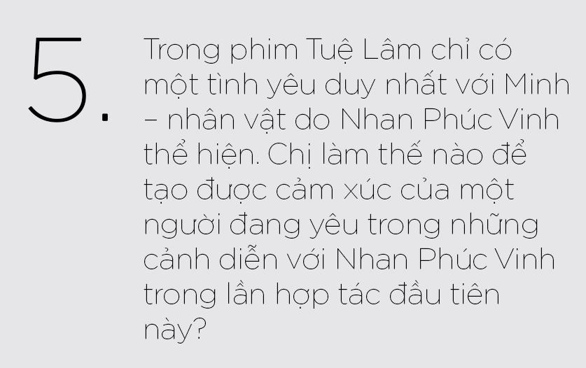 """Lã Thanh Huyền: """"Tuệ Lâm sẽ phá vỡ những hình ảnh tôi đã bị đóng khung trước đây"""" - Ảnh 11."""