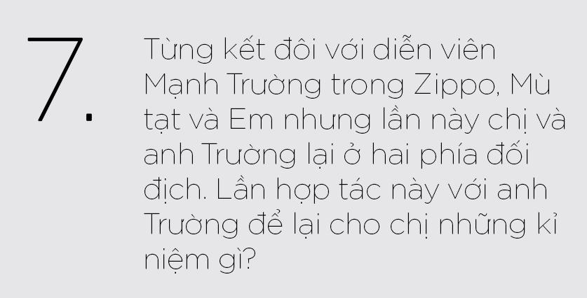 """Lã Thanh Huyền: """"Tuệ Lâm sẽ phá vỡ những hình ảnh tôi đã bị đóng khung trước đây"""" - Ảnh 17."""
