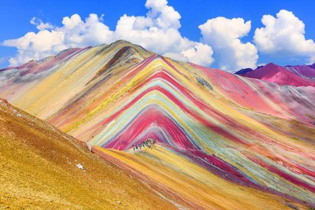 Chiêm ngưỡng những cảnh quan thiên nhiên rực rỡ nhất trên Trái Đất - Ảnh 3.
