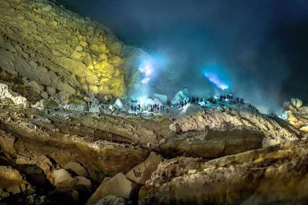 Chiêm ngưỡng những cảnh quan thiên nhiên rực rỡ nhất trên Trái Đất - Ảnh 13.
