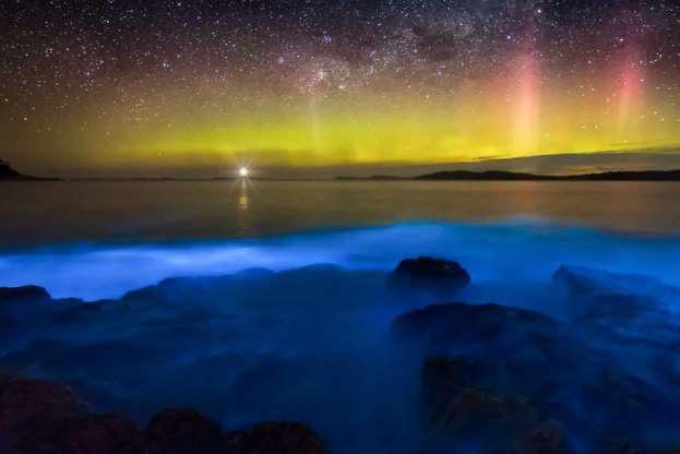 Chiêm ngưỡng những cảnh quan thiên nhiên rực rỡ nhất trên Trái Đất - Ảnh 1.
