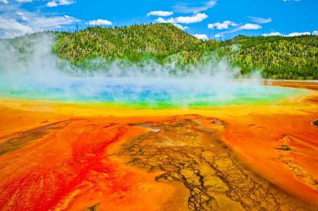 Chiêm ngưỡng những cảnh quan thiên nhiên rực rỡ nhất trên Trái Đất - Ảnh 5.