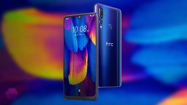 HTC chưa chết, Desire 20 Pro chuẩn bị trình làng - Ảnh 2.