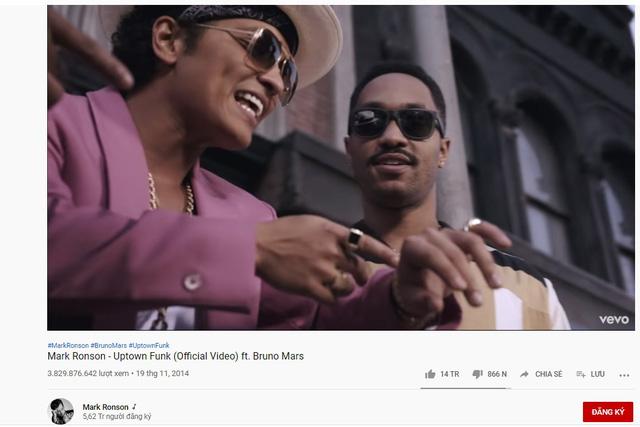 10 video được xem nhiều nhất mọi thời đại trên YouTube - ảnh 4