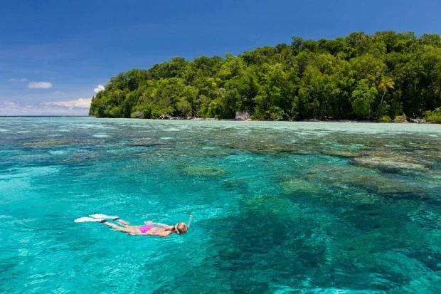 """Những """"hòn đảo thiên đường"""" trên thế giới không bị nhiễm COVID-19 - ảnh 6"""