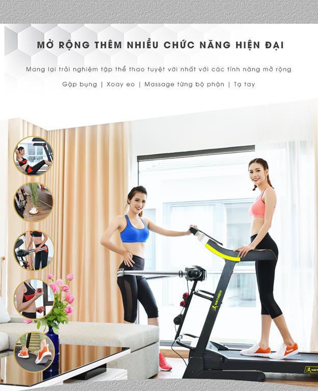 Kaitashi - Tiền Giang: Điểm đến tin cậy khi mua máy chạy bộ - Ảnh 1.