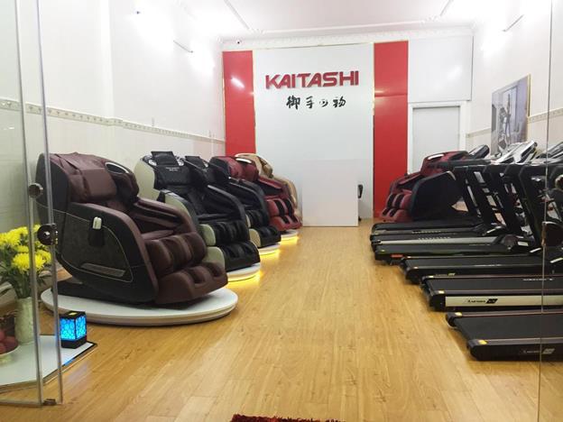 Kaitashi - Tiền Giang: Điểm đến tin cậy khi mua máy chạy bộ - Ảnh 2.
