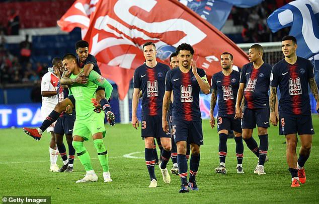 NÓNG: PSG được trao chức vô địch khi Ligue I mùa giải 2019/2020 bị huỷ - Ảnh 1.