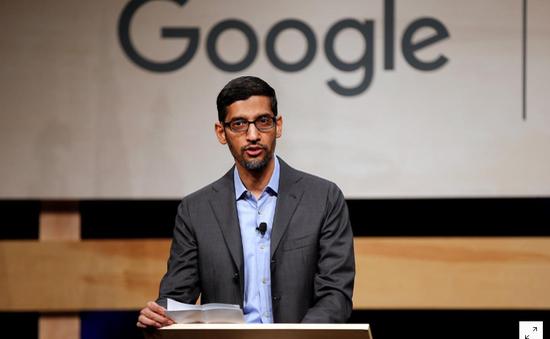 Nhân viên Google sẽ không trở lại công sở trước ngày 1/6 - Ảnh 1.