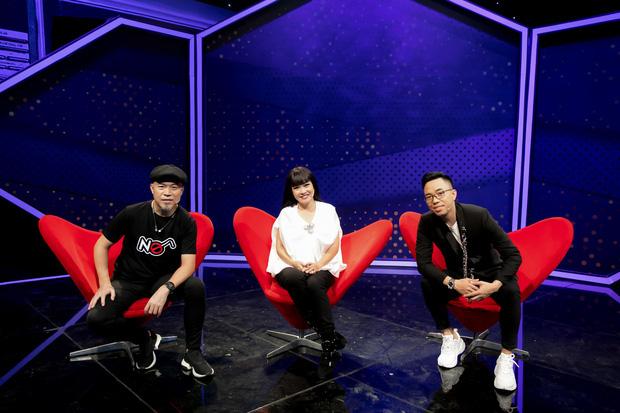 Tiến Lộc, MC Thu Hoài cân sức, cân tài giành điểm cao nhất tập 9 Trời sinh một cặp - Ảnh 2.