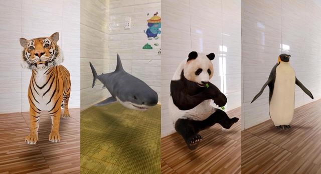 Thăm vườn bách thú 3D trong mùa dịch COVID-19 chỉ với Google Search - ảnh 1