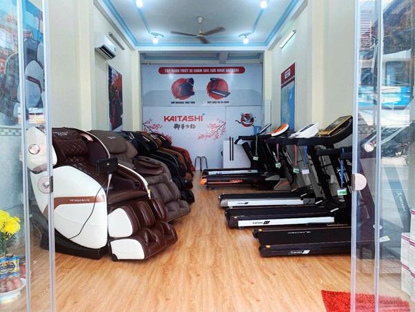 Kaitashi - Thương hiệu uy tín mua ghế massage tại Đồng Nai - Ảnh 1.