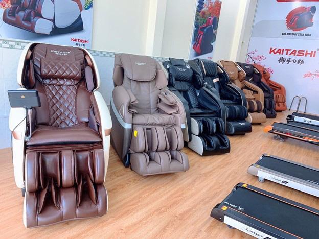 Kaitashi - Thương hiệu uy tín mua ghế massage tại Đồng Nai - Ảnh 3.