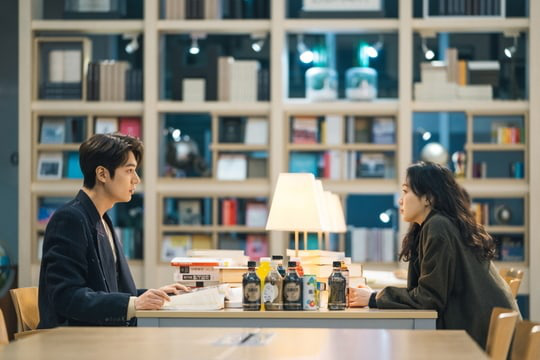Cuộc gặp gỡ đầu tiên của Lee Min Ho và Kim Go Eun trong The King: Eternal Monarch - Ảnh 4.