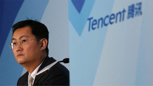 Jack Ma mất ngôi người giàu nhất Trung Quốc - Ảnh 1.