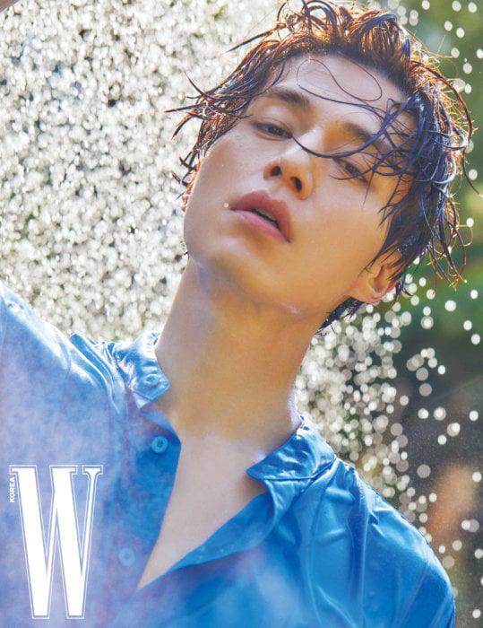 Lee Dong Wook lạnh lùng và lãng tử trong bộ ảnh mới - Ảnh 4.