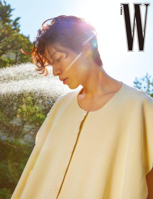 Lee Dong Wook lạnh lùng và lãng tử trong bộ ảnh mới - Ảnh 6.
