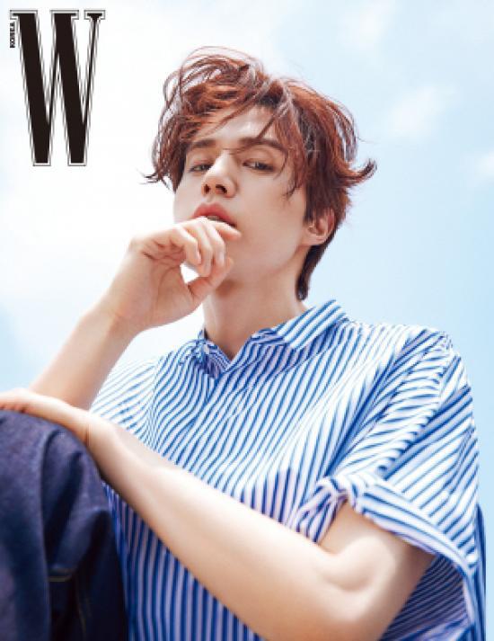 Lee Dong Wook lạnh lùng và lãng tử trong bộ ảnh mới - Ảnh 9.