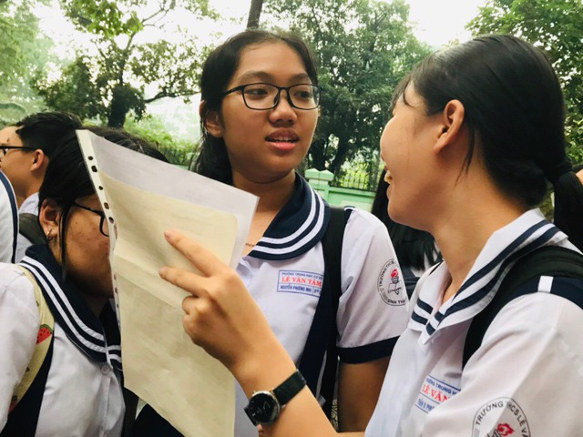 TP.HCM tuyển 1.645 học sinh vào lớp 10 chuyên năm học 2020-2021 - Ảnh 1.