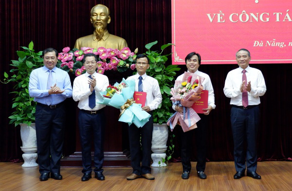 Ban Bí thư Trung ương Đảng chỉ định, chuẩn y nhân sự mới - Ảnh 2.