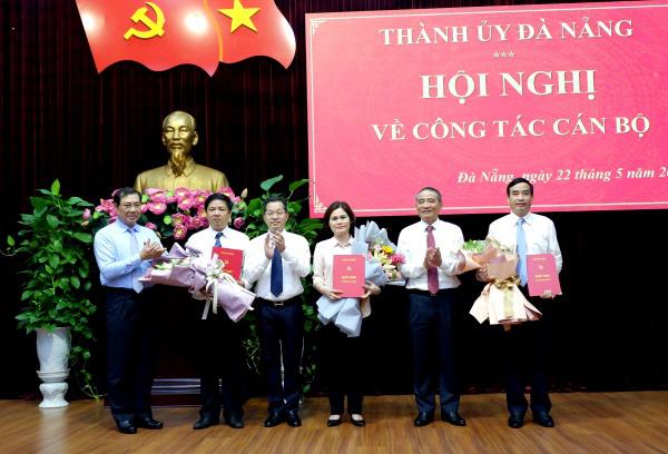 Ban Bí thư Trung ương Đảng chỉ định, chuẩn y nhân sự mới - Ảnh 1.