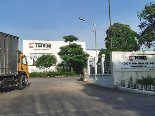 Tổng cục Thuế trao đổi thông tin với phía Nhật Bản làm rõ vụ hối lộ tại Công ty Tenma - Ảnh 1.