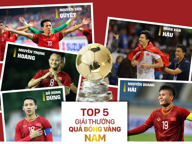 Gala Quả bóng Vàng Việt Nam 2019 (20h00 ngày 26/5, trực tiếp trên VTV6) - Ảnh 2.