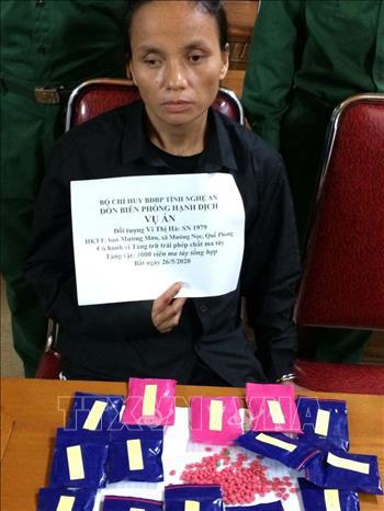 Bắt giữ đối tượng tàng trữ trái phép 3.000 viên ma túy tổng hợp - Ảnh 1.