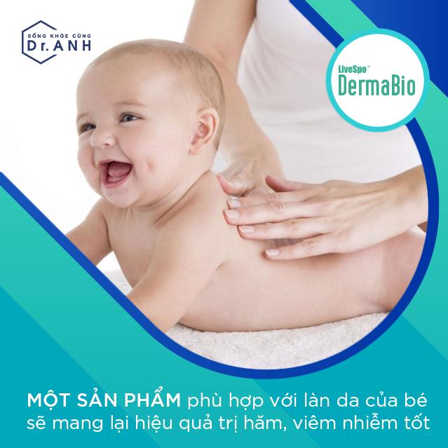 Kinh nghiệm khi lựa chọn sản phẩm chăm sóc da, trị hăm tã cho trẻ - Ảnh 2.