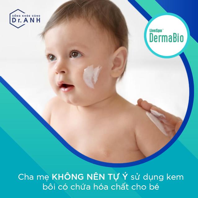 Kinh nghiệm khi lựa chọn sản phẩm chăm sóc da, trị hăm tã cho trẻ - Ảnh 3.