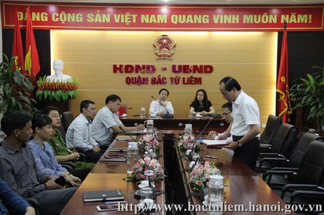 Hà Nội: Chủ tịch phường viết đơn xin nghỉ vì không đáp ứng được công việc - Ảnh 1.