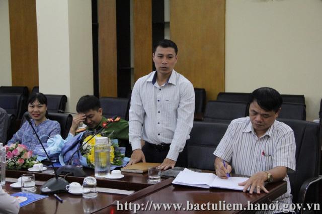 Hà Nội: Chủ tịch phường viết đơn xin nghỉ vì không đáp ứng được công việc - Ảnh 3.