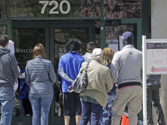 Số đơn xin trợ cấp thất nghiệp tại Mỹ giảm, hậu quả do COVID-19 vẫn còn lâu dài - Ảnh 2.