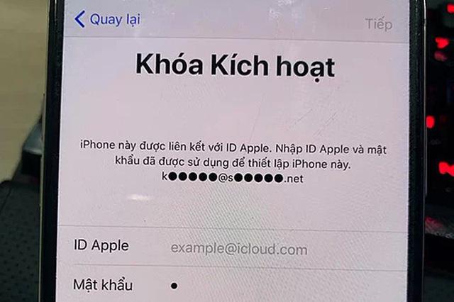 Cảnh giác iPhone siêu rẻ khóa tính năng gọi, nhắn tin - Ảnh 2.