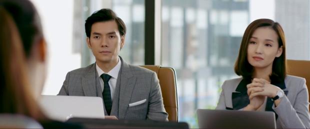 Tình yêu và tham vọng - Tập 14: Tuệ Lâm vuột mất chuyến công tác với Minh ở phút chót, cơ hội lại đến với Linh - Ảnh 3.