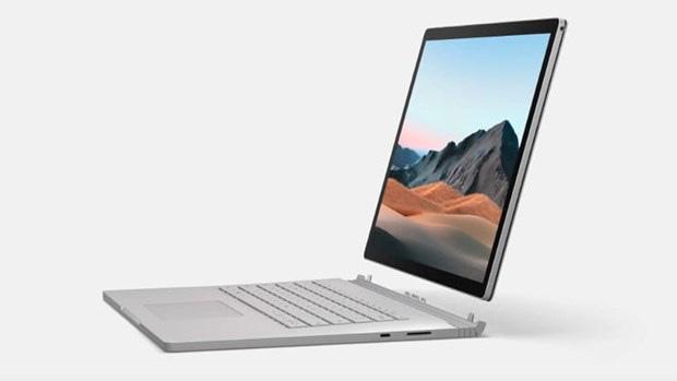 Microsoft ra mắt hai mẫu máy tính xách tay, máy tính bảng mới - Ảnh 2.