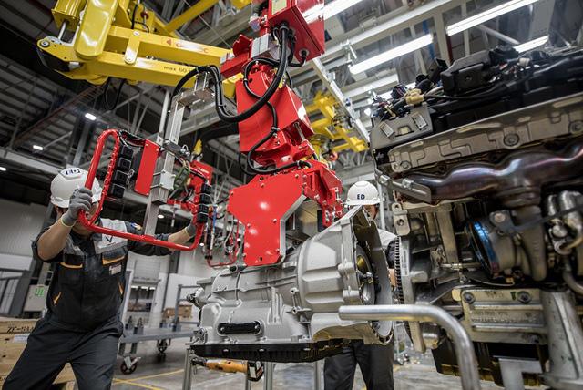 EVFTA giúp Việt Nam trở thành điểm đến đầu tư mới cho các nhà chế tạo - Ảnh 1.