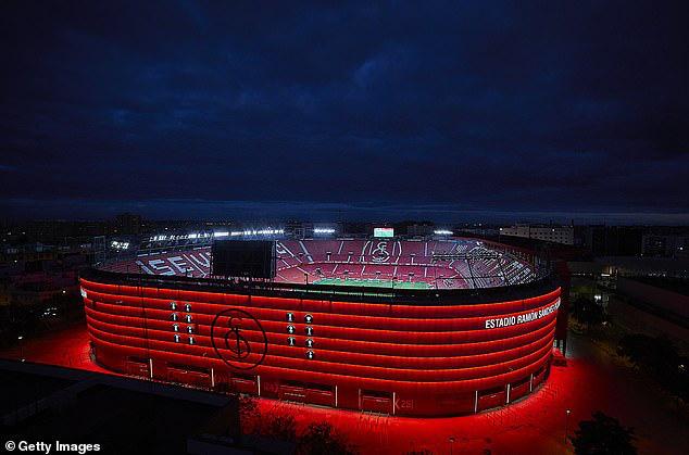 Sevilla 2-0 Real Betis: Chiến thắng ngày trở lại (Vòng 28 VĐQG Tây Ban Nha La Liga) - Ảnh 2.