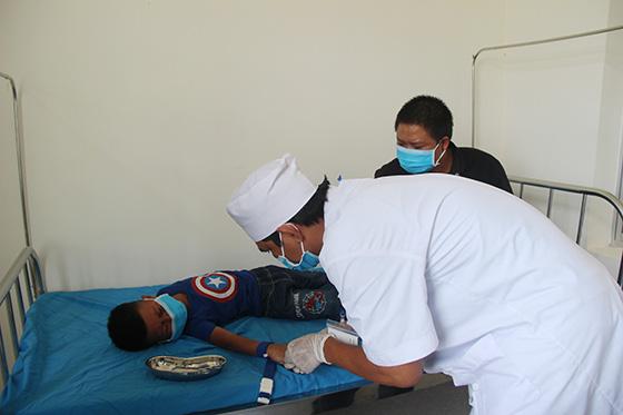 Đắk Nông: Khống chế ổ dịch bạch hầu tại huyện Krông Nô - Ảnh 1.