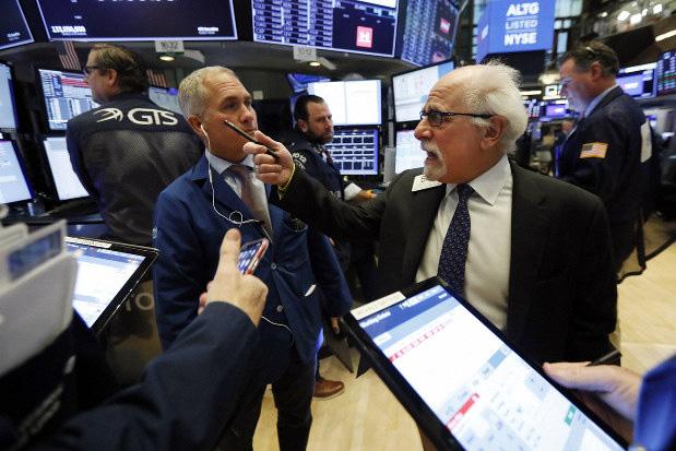 Thị trường bán lẻ khởi sắc, chứng khoán Mỹ bật tăng - Ảnh 1.
