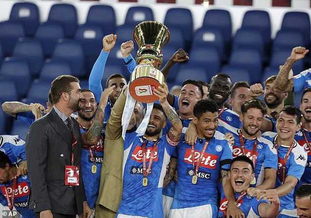 Napoli 0-0 Juventus: Ronaldo tịt ngòi, Juventus mất cúp - 3