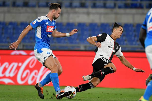 Napoli 0-0 Juventus: Ronaldo tịt ngòi, Juventus mất cúp - 2