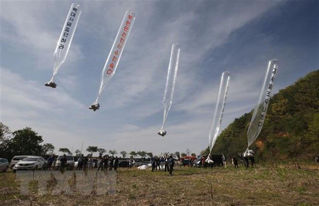 Binh sĩ Triều Tiên xuất hiện ở khu phi quân sự sát biên giới với Hàn Quốc - Ảnh 2.