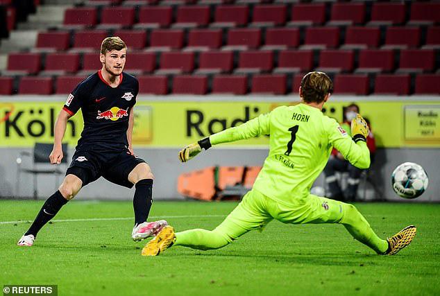 Cologne 2-4 RB Leipzig: Chiến thắng ấn tượng - Ảnh 3.