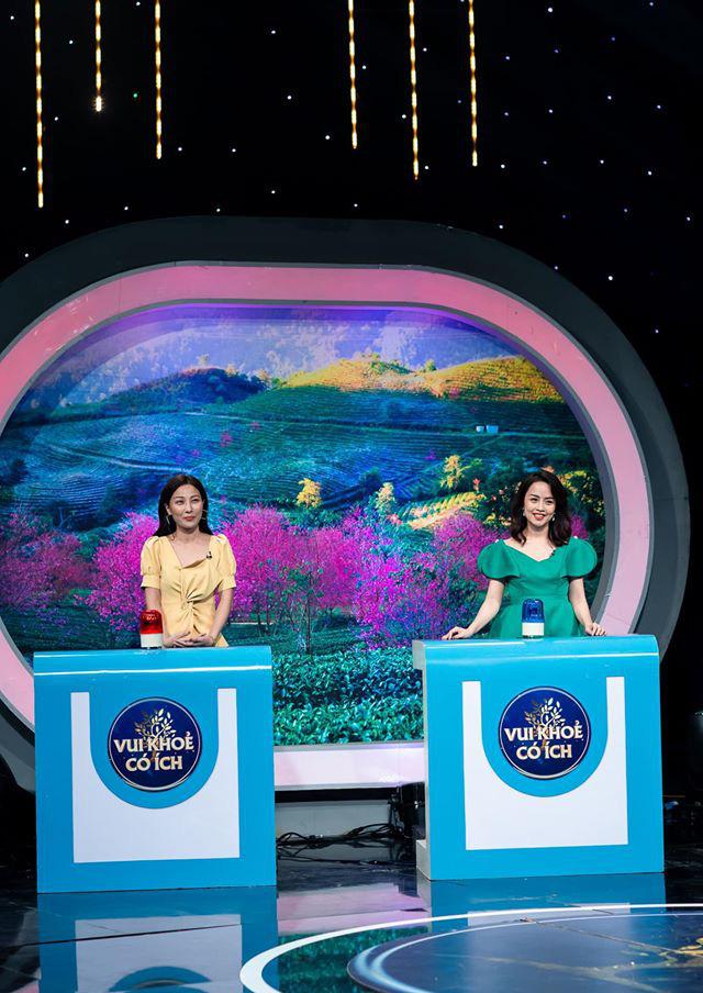 Cặp MC xinh đẹp tiết lộ điểm tương đồng khi đến với truyền hình - Ảnh 5.