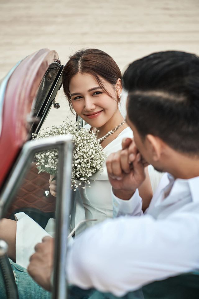 Diễn viên Phanh Lee Ghét thì yêu thôi chính thức lên xe hoa - Ảnh 1.