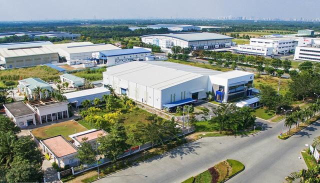 Nhà đầu tư ngoại đổ tiền tấn vào BĐS công nghiệp Việt Nam - Ảnh 1.