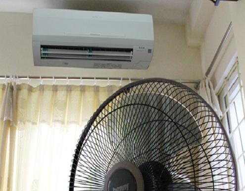 Ngày nắng nóng, sử dụng điều hòa thế nào để tiết kiệm điện? - Ảnh 2.