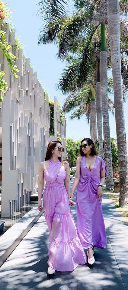 Lã Thanh Huyền, Vân Hugo và Quỳnh Nga khoe ảnh bikini nóng bỏng - Ảnh 11.