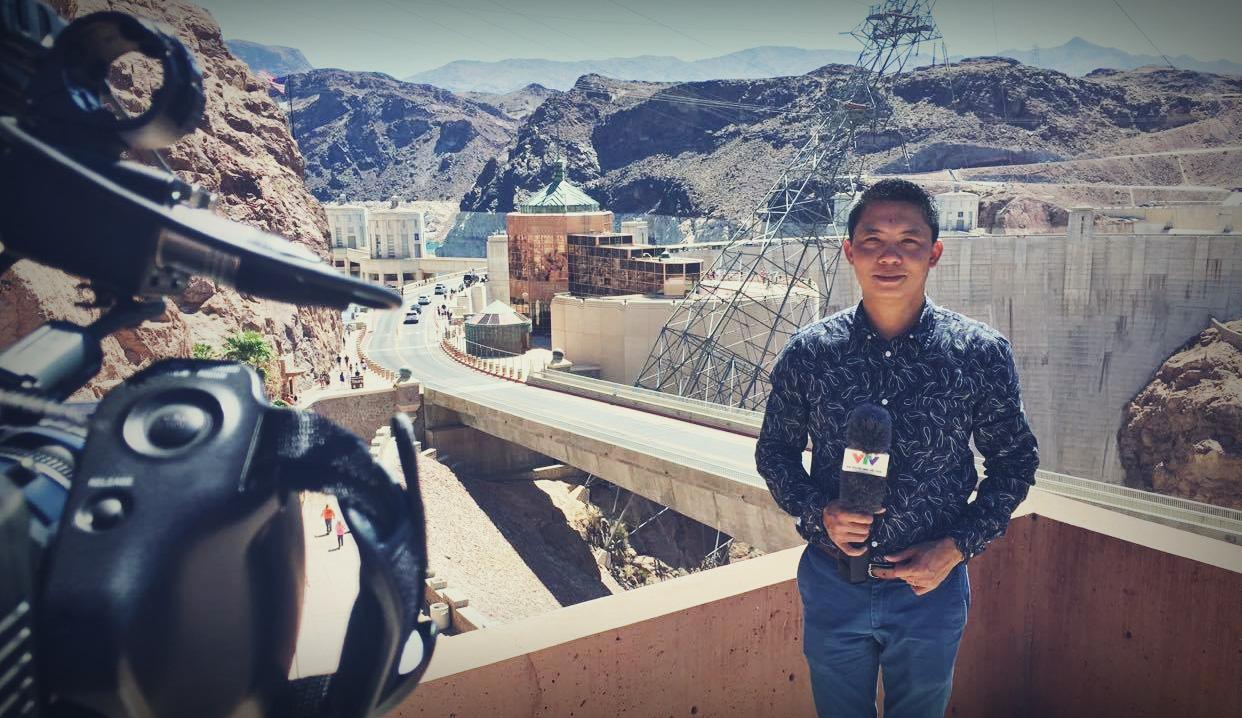Nhà báo Lê Minh: Trở về từ vùng dịch đặc biệt cả về thời gian thực hiện và nội dung - Ảnh 4.